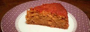 apple-icious gluten-free cake