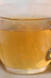 linseed tea